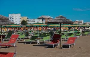 Пляж Римини