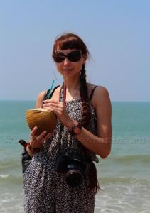 Люблю кокосовое молоко!:)