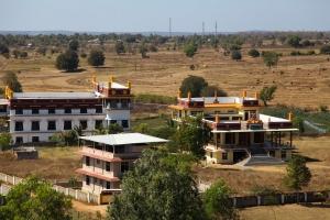 Поселение монахов