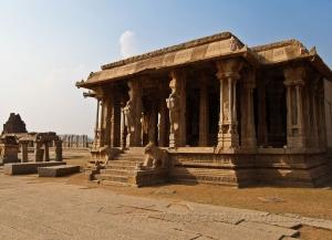 Храмовый комплекс Виттала