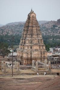 Главный храм Хампи