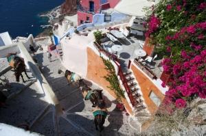 Санторини - жемчужина Греции