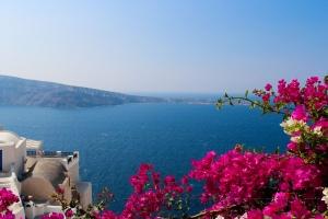 Красоты Санторини