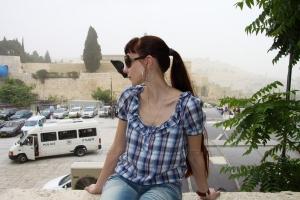 В древнем городе